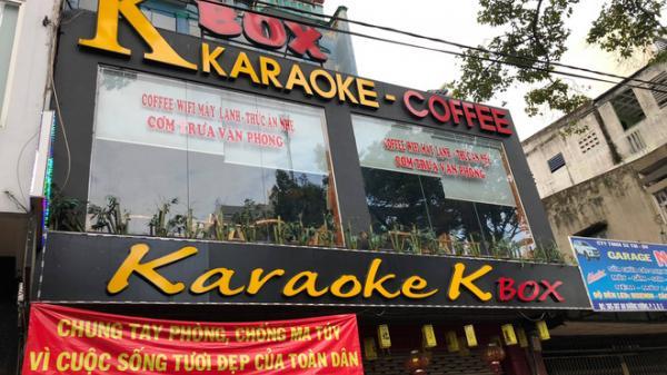 Gần 20 nam nữ phê ma tuý thác loạn ở quán karaoke ở Sài Gòn
