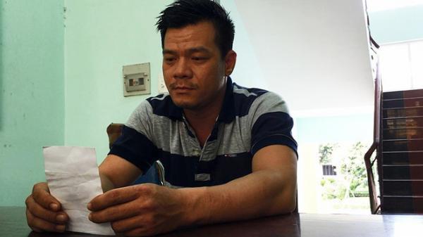 Giọt nước mắt nhói lòng trong vụ người cha dẫn con đi ăn trộm  khắp TP.HCM