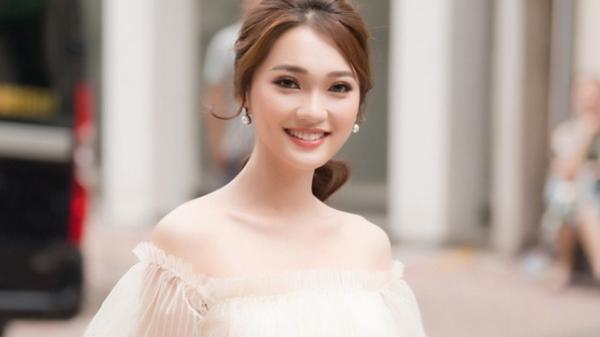Nhan sắc cô gái xứ Nghệ sở hữu gương mặt sáng nhất tại cuộc thi Hoa hậu Việt Nam 2018