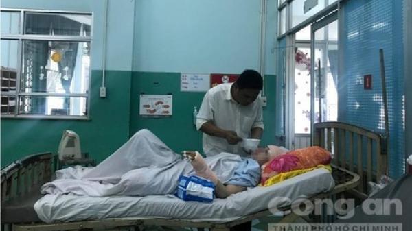 Cô gái bị bạn trai dùng súng bắn ở Sài Gòn từng nhiều lần bị dọa giết