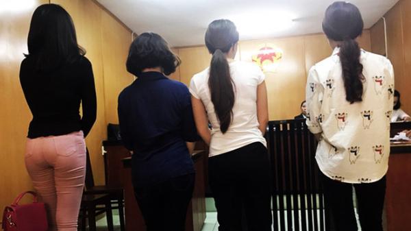 4 tú bà trong đường dây hoa hậu, diễn viên bán dâm ở Sài Gòn đồng loạt sinh con