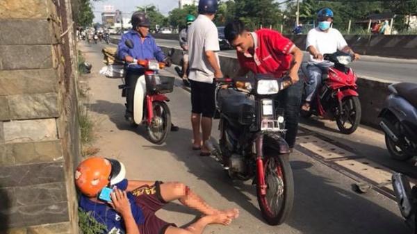 TP.HCM: Đoạn đường khiến người chạy xe máy liên tục té 'sấp mặt'