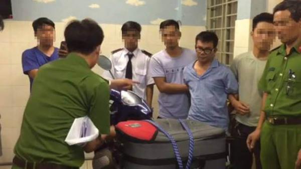 Bắt đường dây ma túy lớn nhất Sài Gòn, thu giữ 179 bánh ma túy