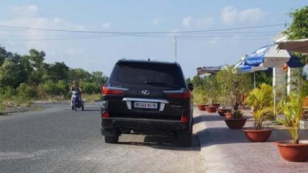 Cà Mau: Lý do bất ngờ doanh nghiệp dùng xe biển ngoại giao