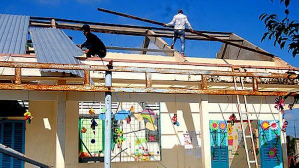 Cà Mau: Thiệt hại trên 18 tỉ đồng do thiên tai