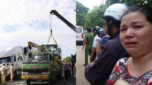 Vụ tai nạn chết 13 người khi đón dâu: Cả nhà trai gồm chú rể, mẹ, chị gái và cháu ruột đều tử nạn