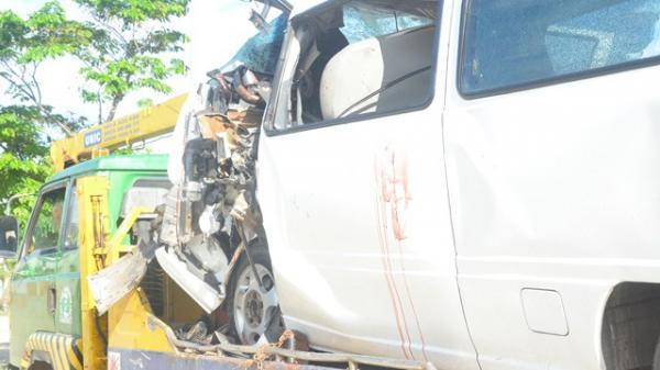 CLIP: Hình ảnh cuối cùng của xe rước dâu trước khi gặp nạn, 13 người chết