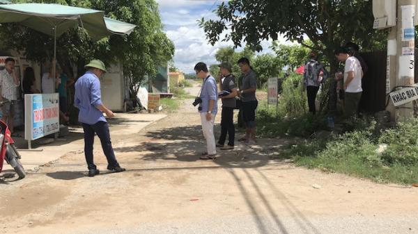 Nghệ An: Mâu thuẫn trong đêm, một nam thanh niên bị đâm tử vong
