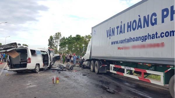 Từ vụ xe rước dâu gặp tai nạn thảm khốc khiến 13 người chết, ngồi đâu để an toàn?