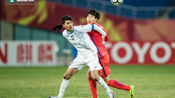 """Uzbekistan bất ngờ gạch tên """"cơn ác mộng"""" của U23 Việt Nam khỏi danh sách đá Asiad 2018"""