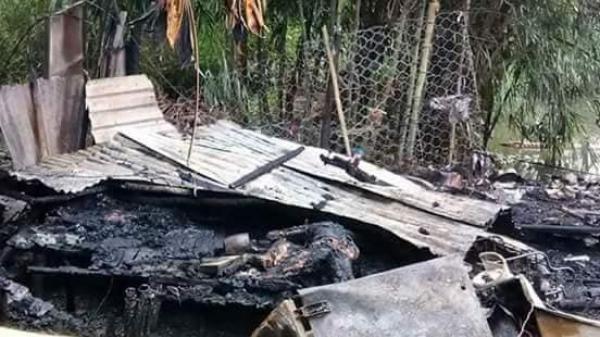 Rợn tóc gáy với kế hoạch tàn độc của nghi phạm phóng hỏa đốt nhà mẹ vợ ở Cà Mau