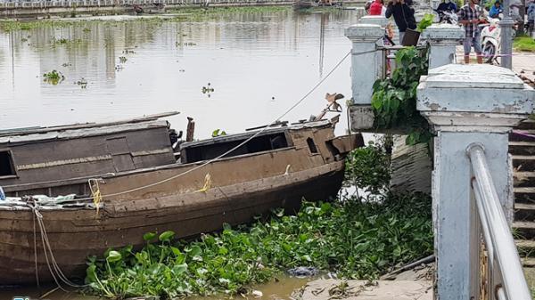 Thêm một thi thể nổi dưới sông Maspéro ở Sóc Trăng