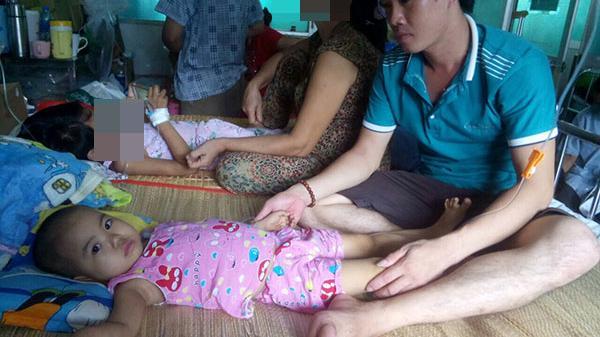 Sóc Trăng: Hoàn cảnh khó khăn của cô bé 4 tuổi mắc bệnh ung thư, gia đình nợ mới chồng nợ cũ