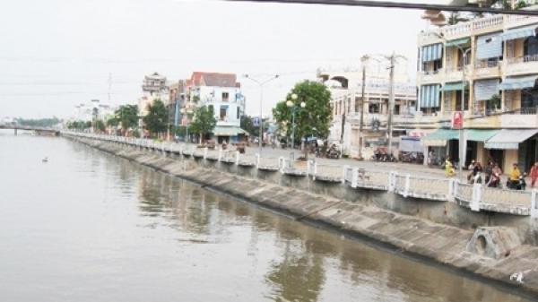 Sóc Trăng: Phát hiện sai phạm dự án kè bờ sông Maspero gần 690 triệu đồng