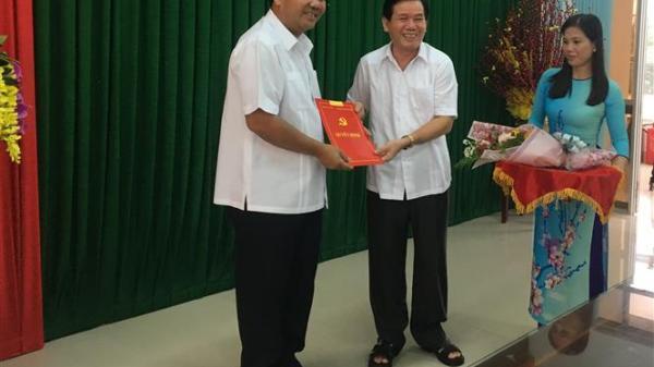 Chuẩn y đồng chí Kim Ngọc Thái làm Phó Bí thư Tỉnh ủy Trà Vinh