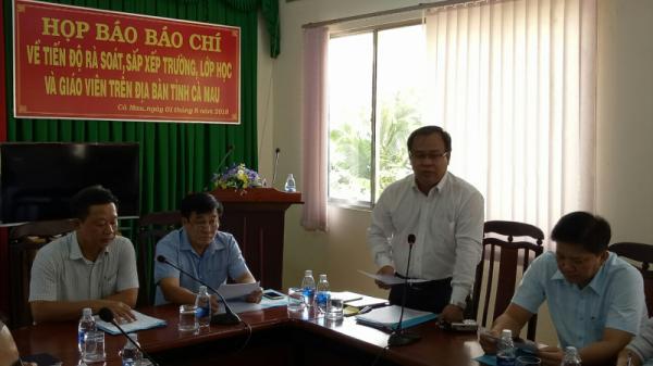 Cà Mau bất ngờ ký thêm hợp đồng với hơn 1.000 giáo viên