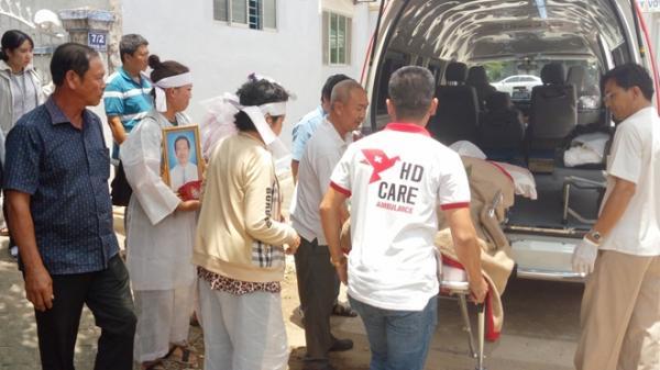Vợ chồng cô giáo về hưu ở Sóc Trăng xin hiến xác cho Y học