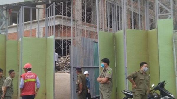 1 nữ công nhân quê Trà Vinh thiệt mạng vì rơi từ tầng 10 công trình xuống đất