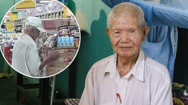 Câu chuyện đáng thương phía sau bức ảnh cụ ông cứ 8 giờ tối là đến siêu thị mua cơm thanh lý 10.000 đồng