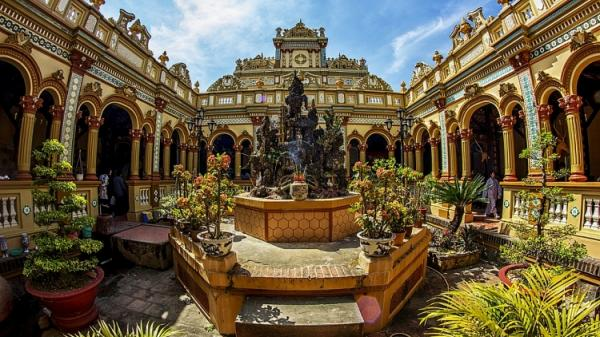Ghé thăm 4 ngôi chùa nổi tiếng linh thiêng tại miền Tây Nam Bộ