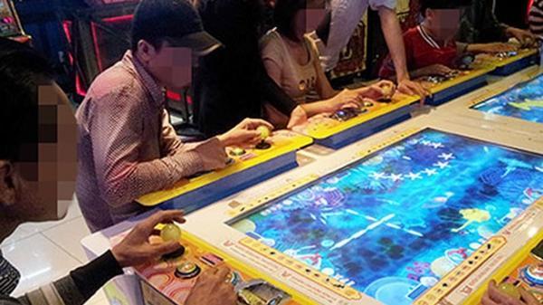 """Trà Vinh: Phạt cơ sở kinh doanh trò chơi điện tử """"Game bắn cá"""" vì mở gần trường học khiến phụ huynh bức xúc"""