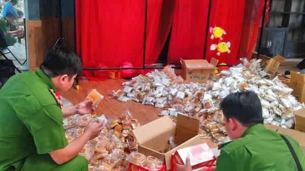 Xử phạt người mua hơn 3.600 bánh trung thu không rõ nguồn gốc tặng trẻ em nghèo ở Trà Vinh