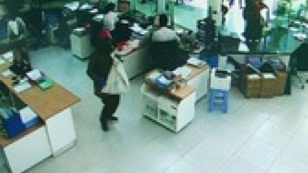 Công an  tung lực lượng truy bắt tên cướp ngân hàng