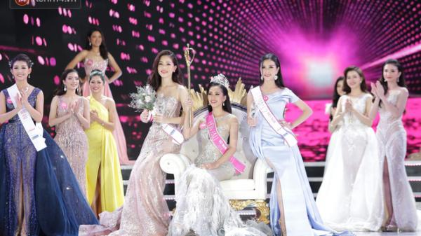 Cô gái xinh đẹp đến từ Kiên Giang xuất sắc đăng quang ngôi vị Á hậu 2 Hoa hậu Việt Nam 2018