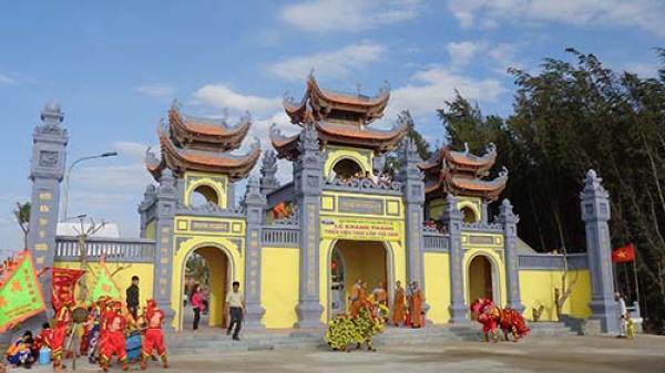Thiền viện Trúc lâm Trà Vinh – địa điểm tâm linh đẹp đến mê hồn