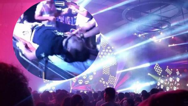 """Clip: Không khí cực """"nóng"""" tại lễ hội âm nhạc ở Hồ Tây, có 7 người tử vong"""