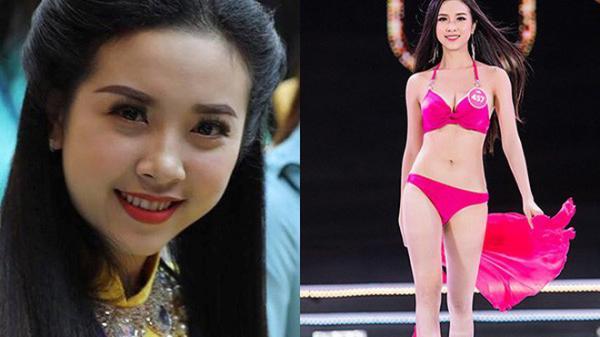 Nhan sắc và thông tin hiếm hoi về á hậu quê Kiên Giang gây tranh cãi nhất đêm chung kết Hoa hậu Việt Nam 2018
