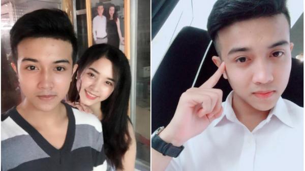 BẤT NGỜ: Em trai Á hậu 2 quê miền Tây - Nguyễn Thị Thúy An cao ráo, trông như hot boy