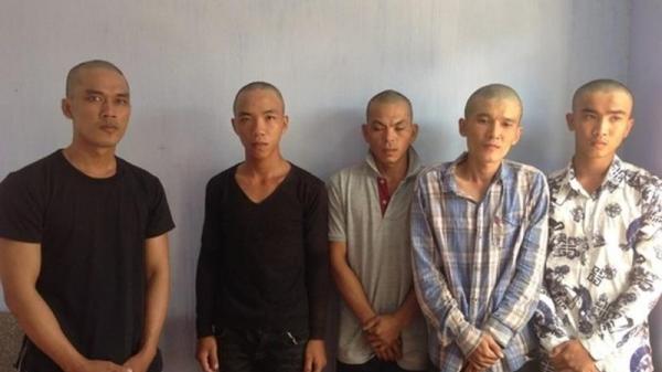 Truy nã đối tượng quê Sóc Trăng, bắt thêm 9 bị can trong vụ tấn công Đội Cảnh sát PCCC Phan Rí