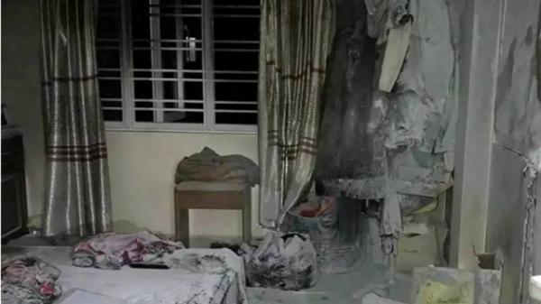 """Nam thanh niên ngụ Kiên Giang """"phê"""" m.a t.úy châm lửa đốt phòng nhà nghỉ"""