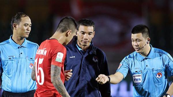 Trợ lý trọng tài V-League qua đời vì tai nạn trên đường từ TP.HCM về Bình Dương
