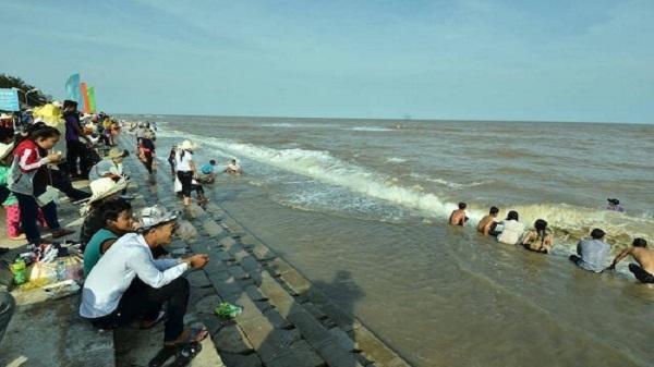 Hấp dẫn biển Ba Động Trà Vinh