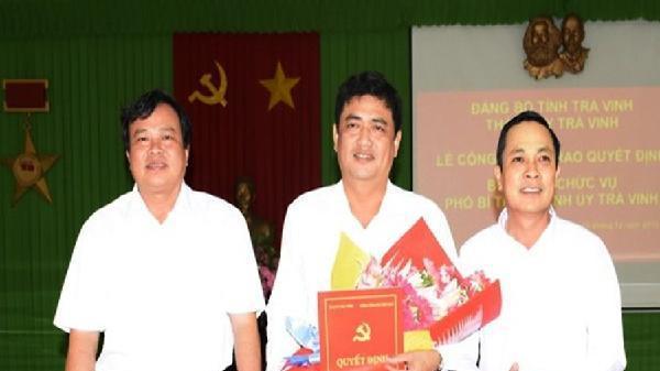 Thành phố Trà Vinh có chủ tịch mới
