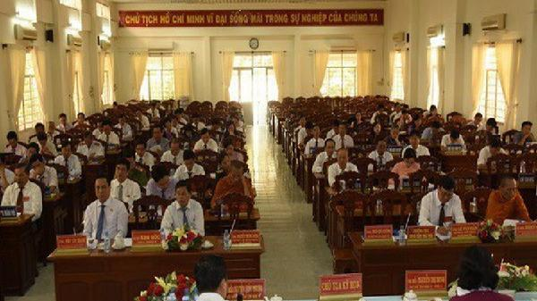 Thành phố Trà Vinh có tân Chủ tịch thay ông Diệp Văn Thanh vừa bị kỷ luật cách chức