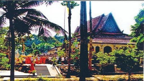 Thăm chùa Ang Korajaborey - ngôi chùa Khmer cổ nhất ở Trà Vinh