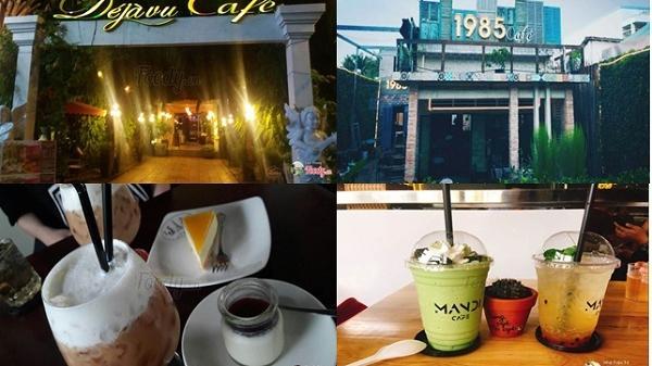 """Dạo quanh 5 quán cafe """"hót"""" nhất thành phố Trà Vinh"""