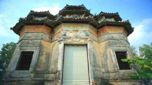 Kiến trúc Việt - Hoa - Pháp - Khmer của lăng mộ cổ độc nhất Việt Nam ở Trà Vinh