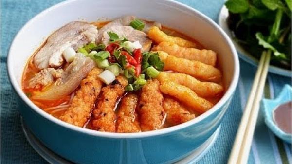 Những món ăn ngon nức tiếng ở vùng đất Trà Vinh