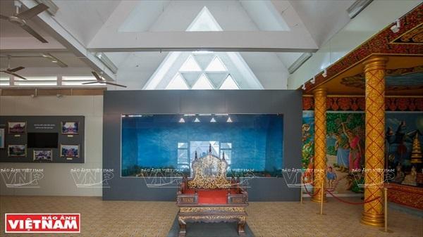Nơi bảo tồn văn hóa dân tộc Khmer