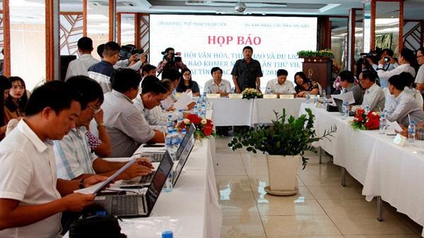 Từ 17 – 19/11 sẽ diễn ra Ngày hội VHTTDL đồng bào Khmer Nam bộ lần VII
