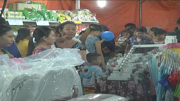 Trà Vinh đưa hàng Việt về nông thôn