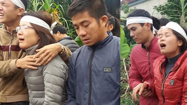 Vụ nữ sinh bị sát hại trên đỉnh núi Pù Mát: Nước mắt người cha
