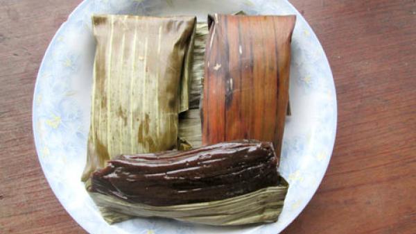 Chiêm Hóa: Bánh củ chuối - độc và lạ ăn một lần sẽ nhớ mãi không quên