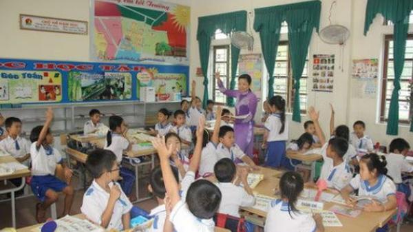 Dự kiến lương giáo viên cao nhất trong hệ thống thang bậc lương hành chính?