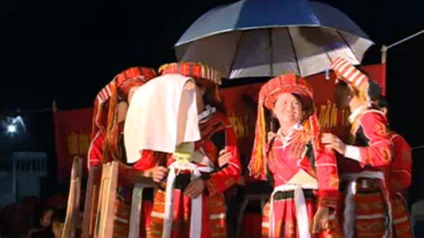 Tuyên Quang: Độc đáo nghi lễ cưới hỏi của người Pà Thẻn