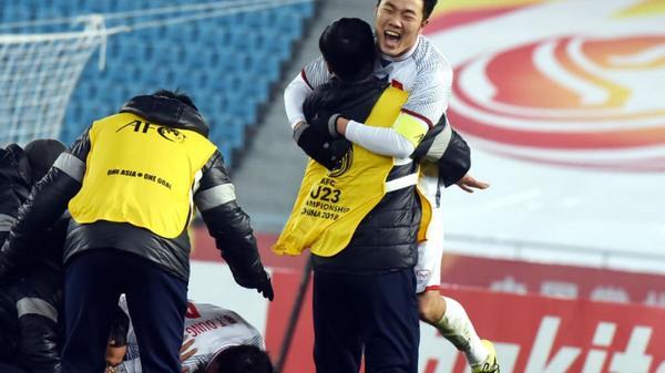 Xuân Trường tiết lộ động lực giúp U23 Việt Nam đánh bại U23 Qatar